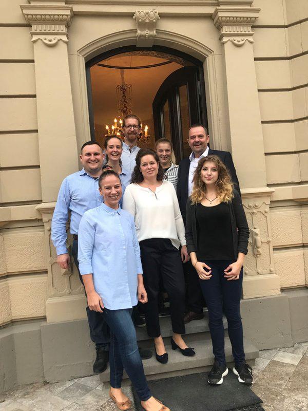 Team hotel villa grunewald